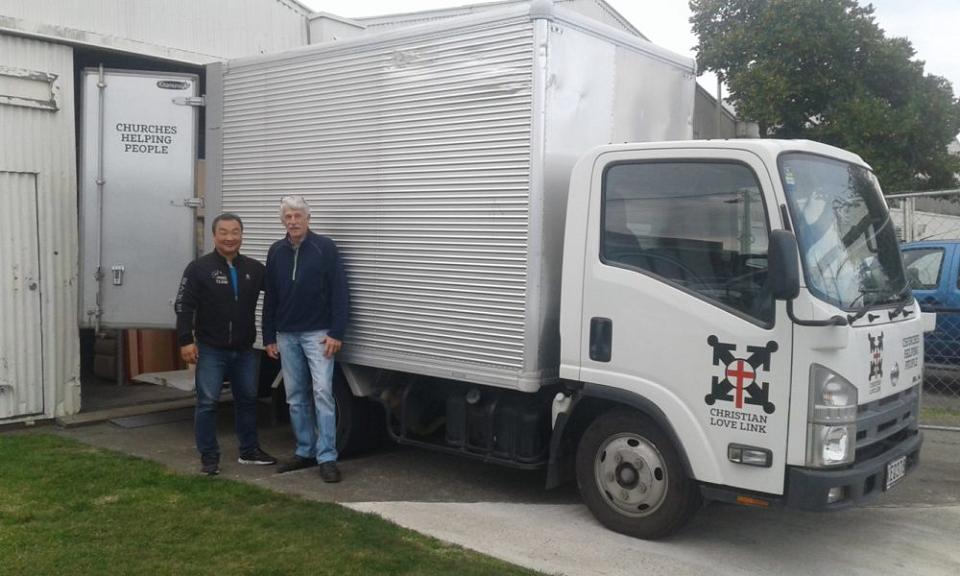 Christian Lovelink Truck