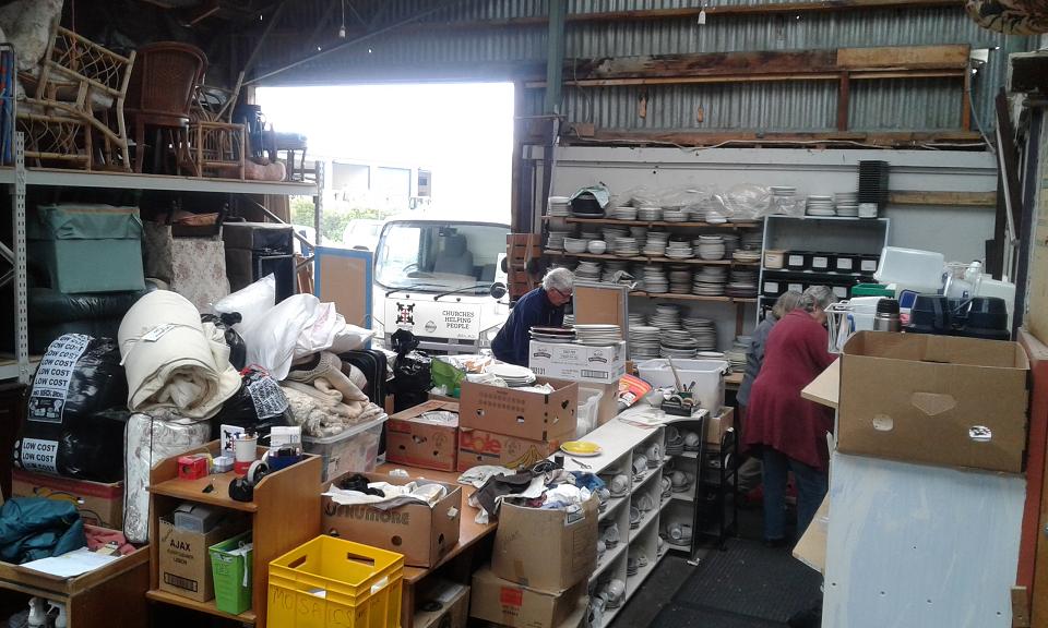 Christian Lovelink Warehouse